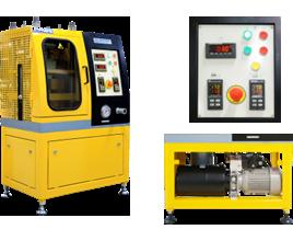 benchtop hydraulic press