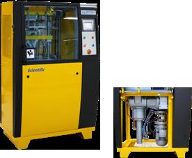 Electric press, no hydraulics