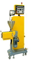 12.5 conical single screw extruder